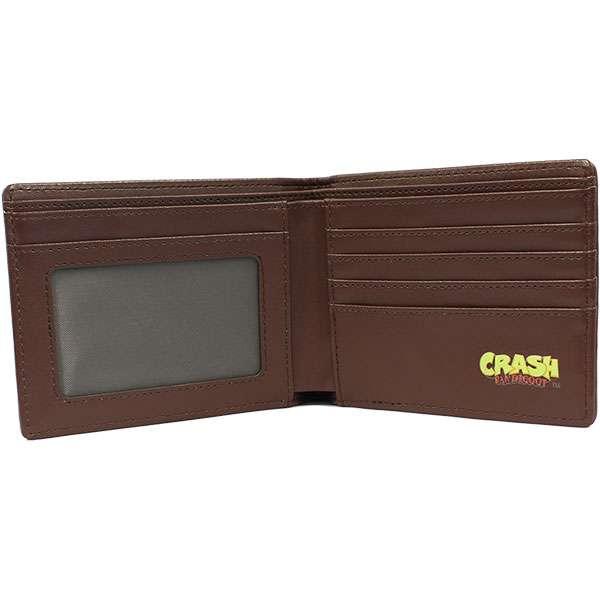 Crash Bandicoot Aku Aku Wallet