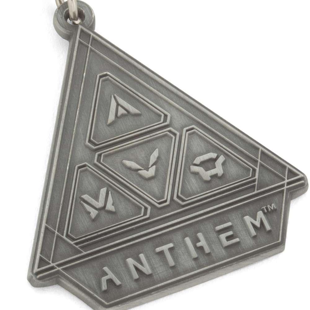 Anthem Metal Keyring / Keychain