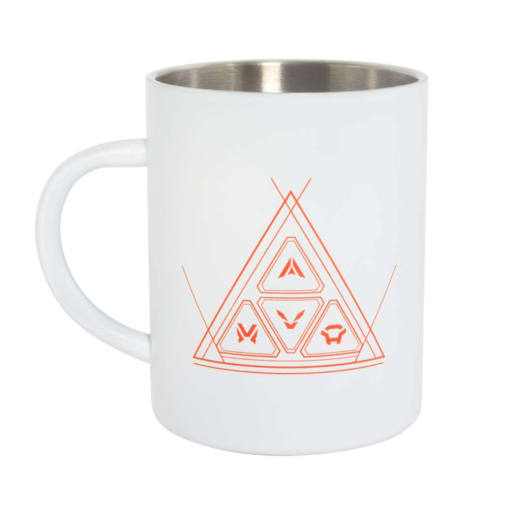 Anthem Steel Mug