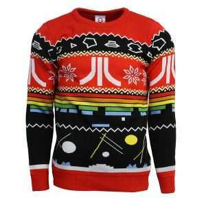 Atari Christmas Jumper / Ugly Sweater