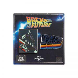Pin Kings Back to the Future Enamel Pin Badge Set 1.1