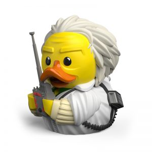 Back To The Future Doc Brown TUBBZ Cosplaying Duck Collectible