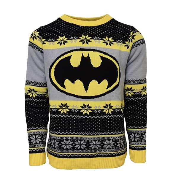 Batman Christmas Jumper / Sweater