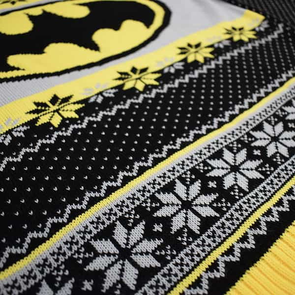 Batman Christmas Jumper / Ugly Sweater