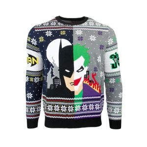 Batman vs. The Joker Christmas Jumper / Ugly Sweater