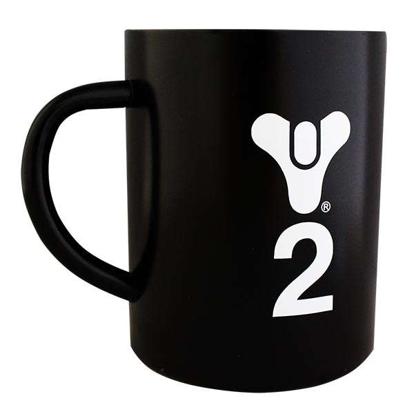 Destiny 2 Steel Mug