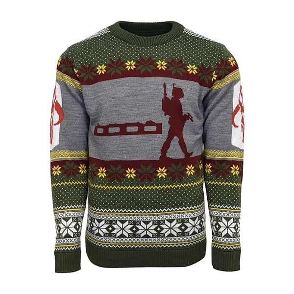 Boba Fett Christmas Jumper / Sweater