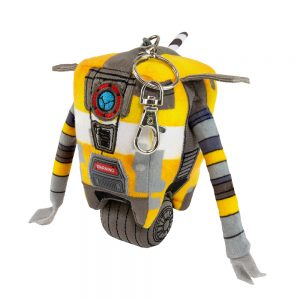 Borderlands 3 Claptrap Keyring Plush / Plushie