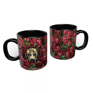 Borderlands 3 Psycho Heat Changing Mug