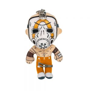 Borderlands 3 Psycho Keyring Plush / Plushie