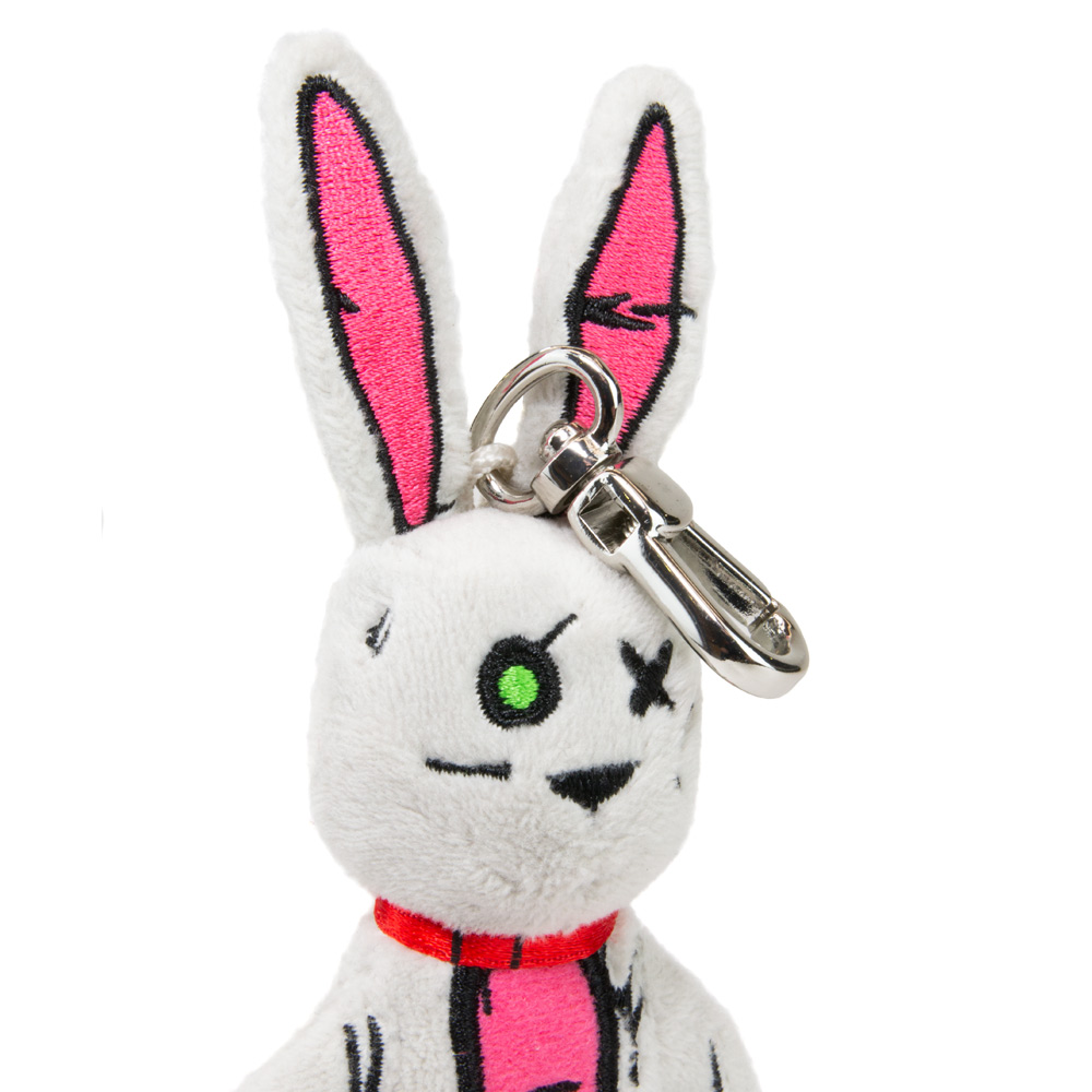 Borderlands 3 Tiny Tina Rabbit Keyring Plush / Plushie