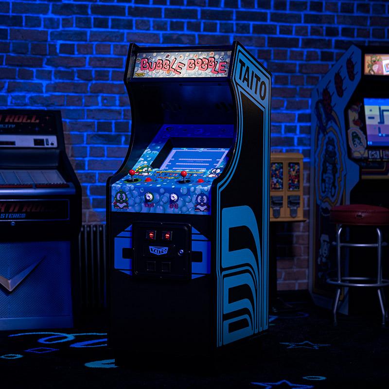 Bubble Bobble Quarter Scale Arcade Cabinet
