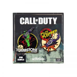 Pin Kings Call of Duty Enamel Pin Badge Set 1.1