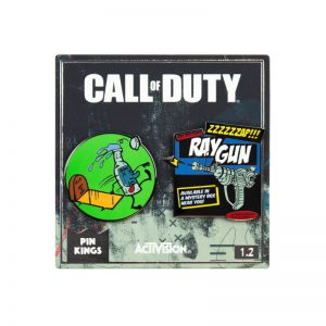 Pin Kings Call of Duty Enamel Pin Badge Set 1.2