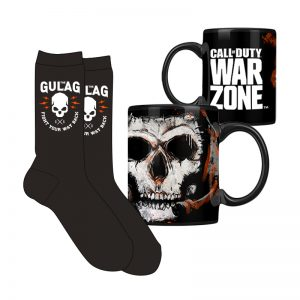 Call Of Duty Warzone Gift Set – Mug / Socks