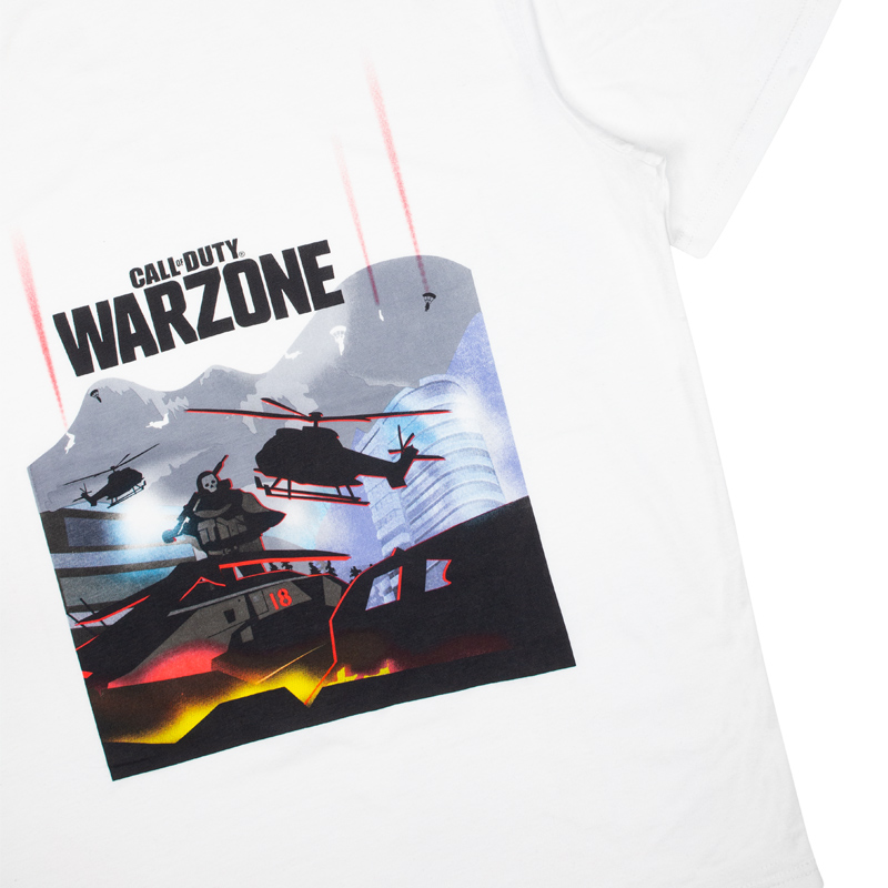 Call Of Duty Warzone Helicopter T-Shirt