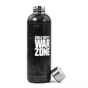 Call Of Duty Warzone Metal Drinking Bottle