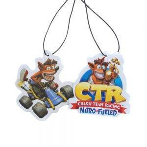 Crash Team Racing Nitro-Fueled Air Freshener