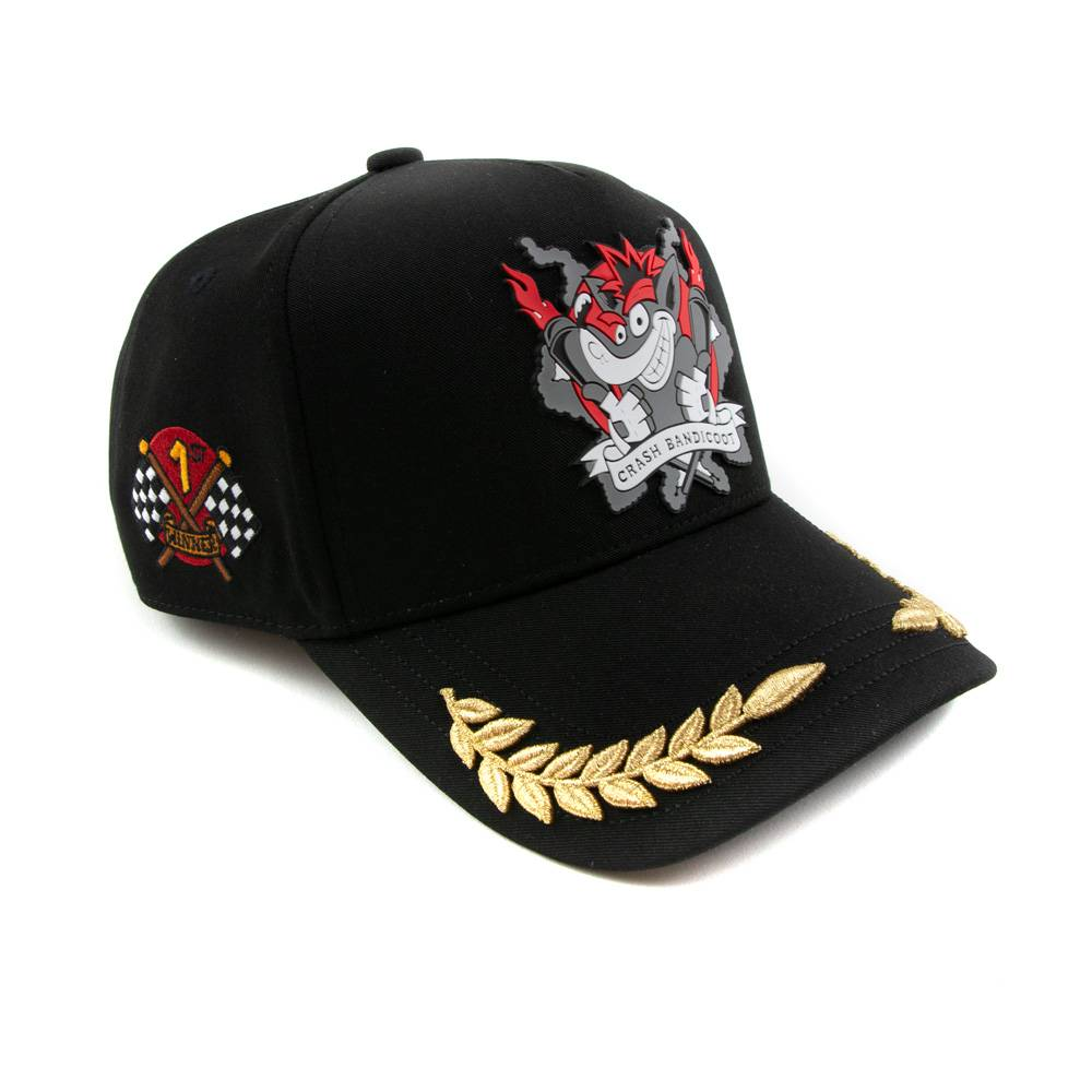 Crash Team Racing Nitro-Fueled Racing-Inspired Snapback