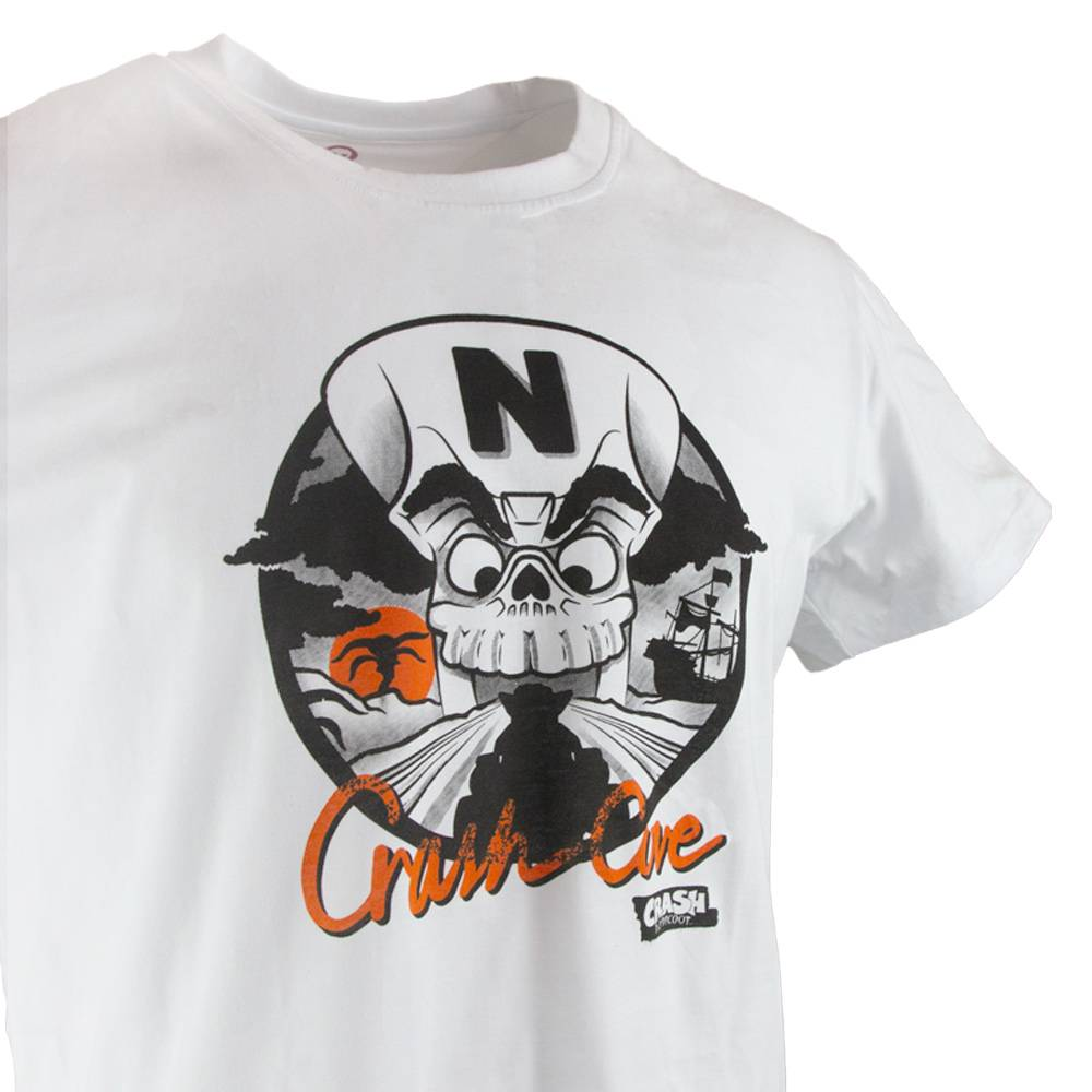 Crash Team Racing Nitro-Fueled Crash Cove T-Shirt