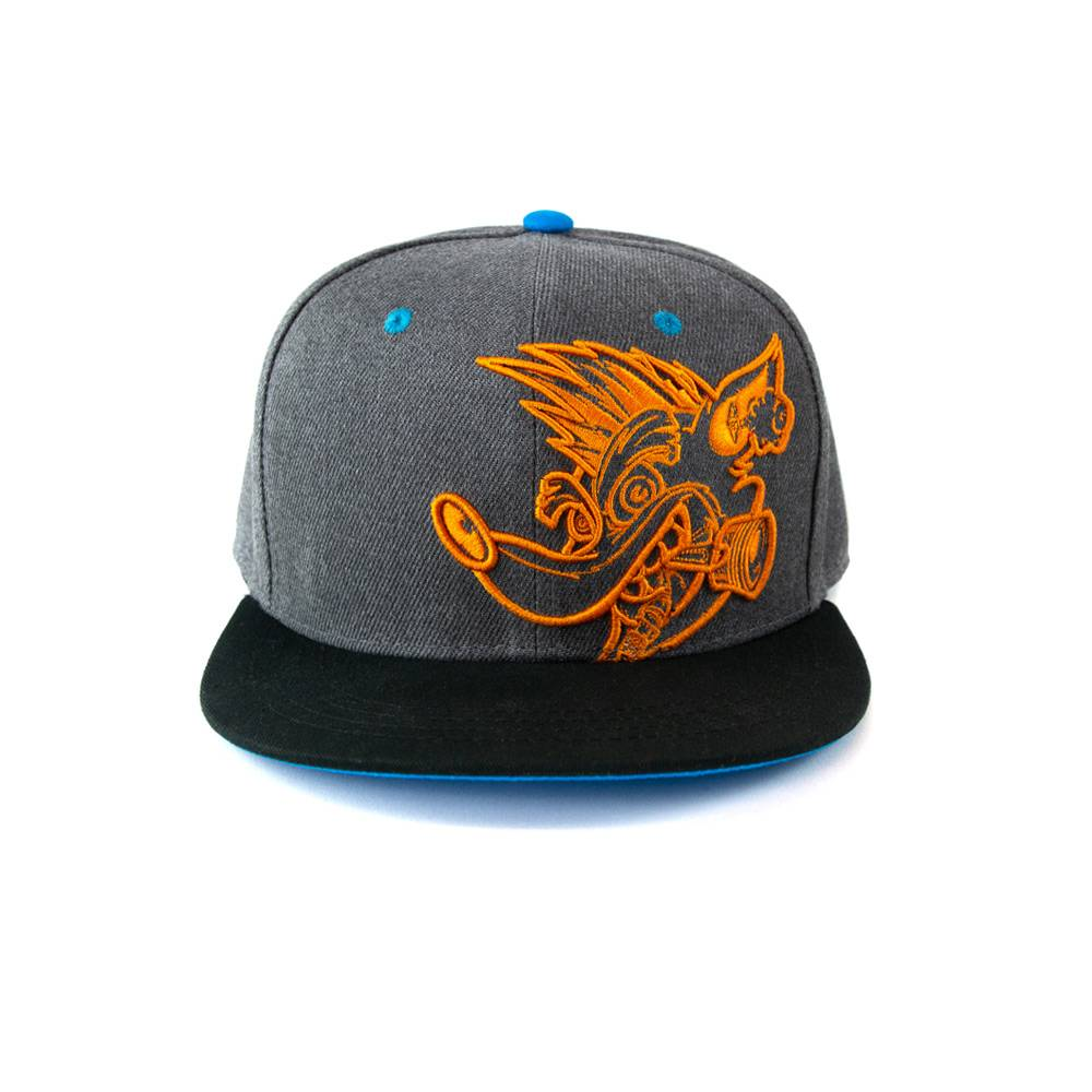 Crash Team Racing Nitro-Fueled Face Snapback