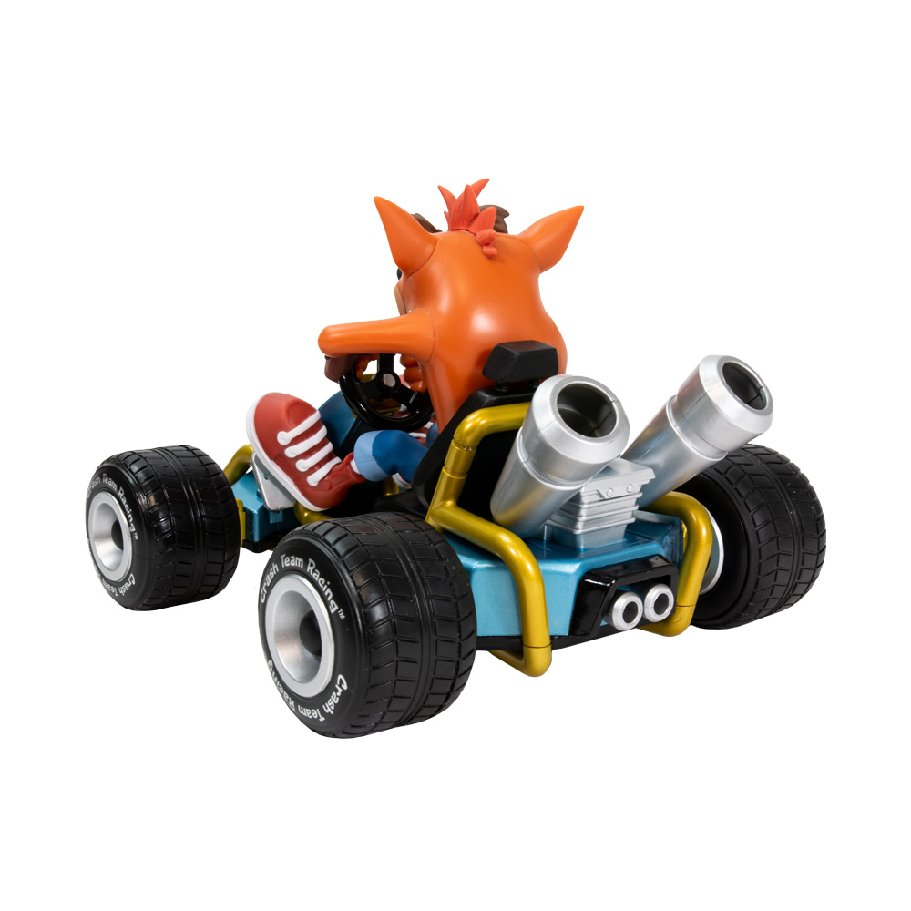 Crash Team Racing Nitro-Fueled Incense Burner