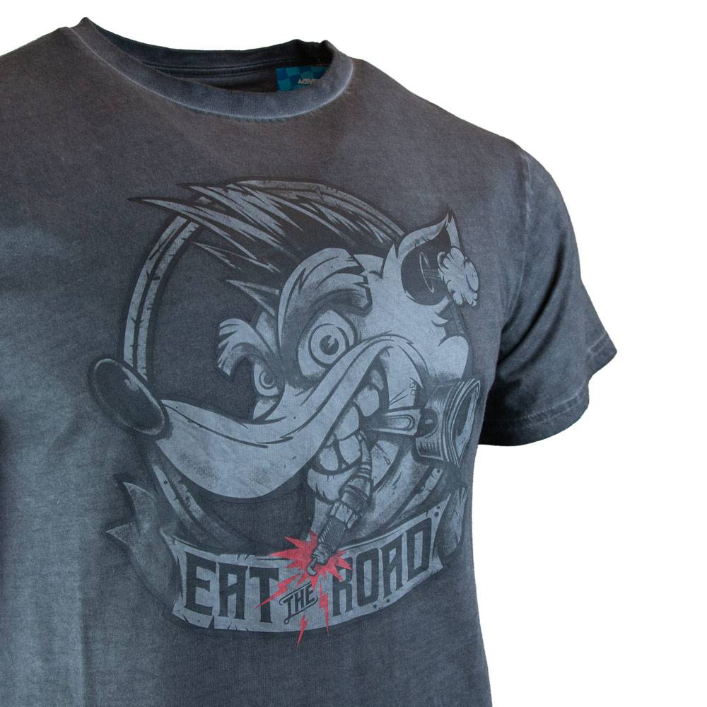 Crash Team Racing Nitro-Fueled Eat the Road T-Shirt