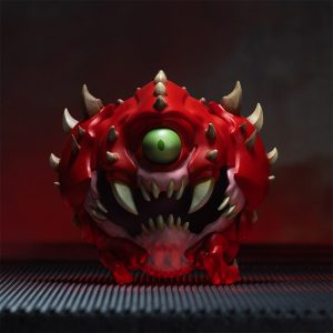 Official DOOM® Cacodemon Collectible Figurine