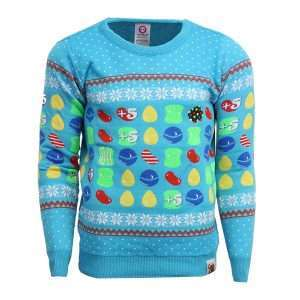 Candy Crush Christmas Jumper / Ugly Sweater