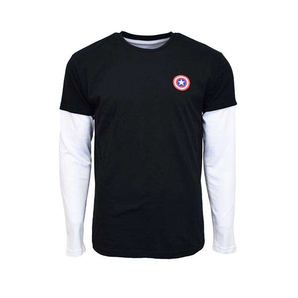 Captain America Alter-Ego T-Shirt