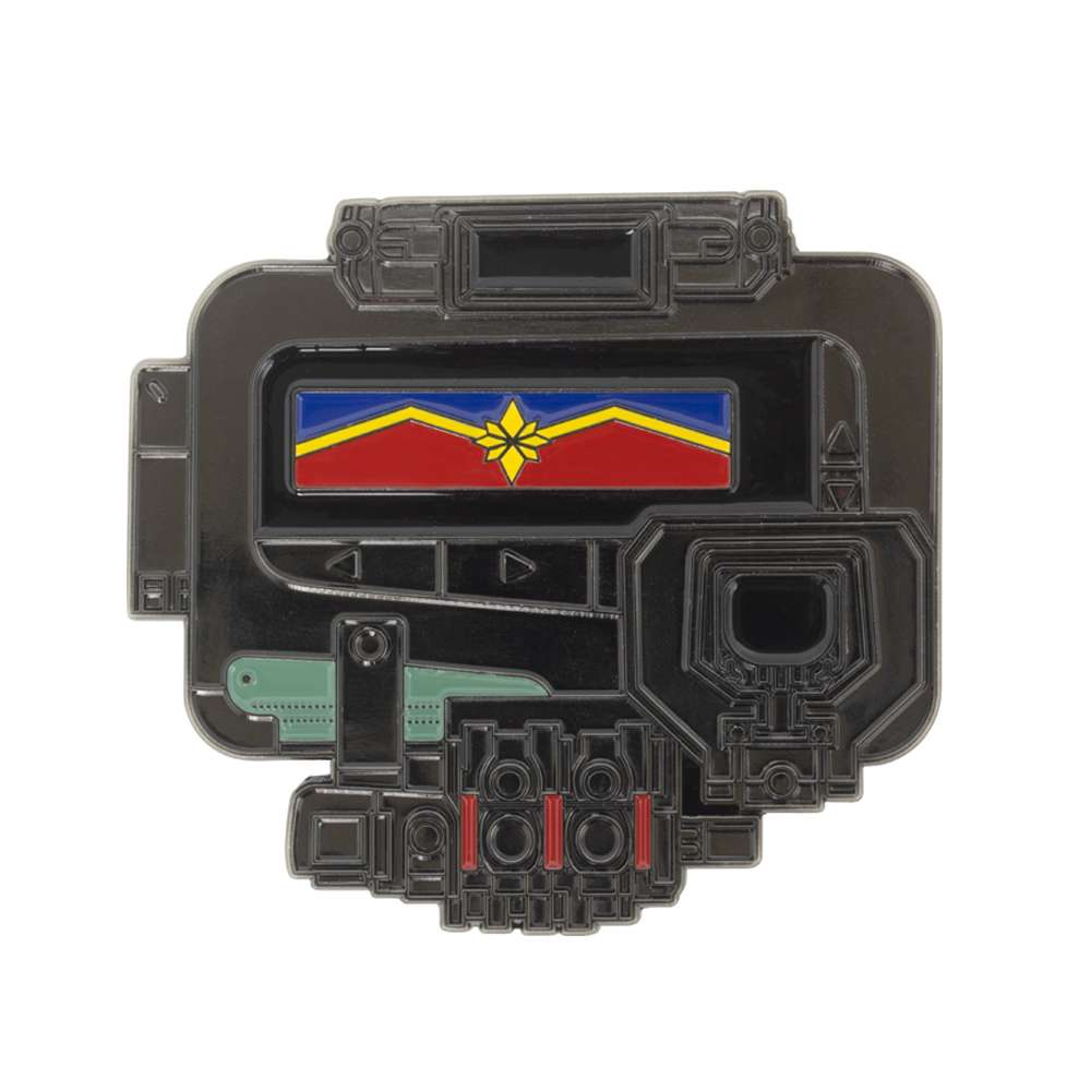 Captain Marvel Pager Bottle Opener