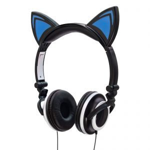 Numskull Kids Cat Headphones / Headset