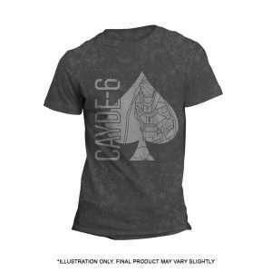 Destiny Cayde-6 Distressed Spade T-Shirt