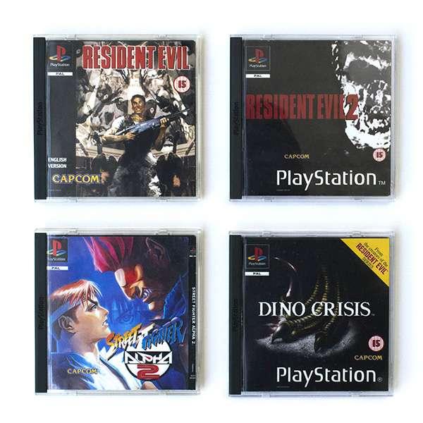 PlayStation Coasters – Volume 3