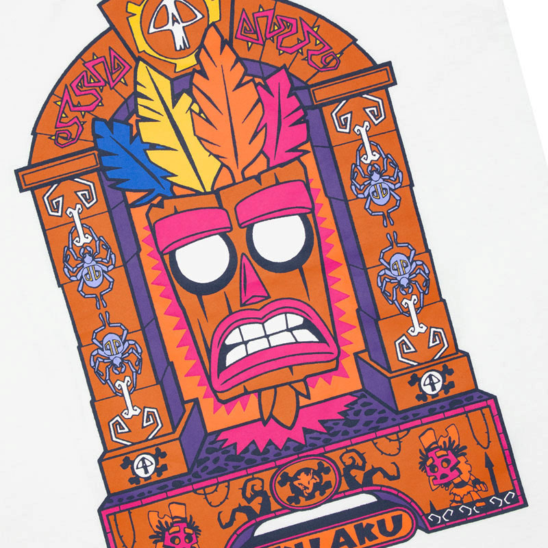 Crash Bandicoot Aku Aku T-Shirt