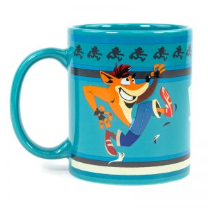 Crash Bandicoot 20oz Ceramic Mug