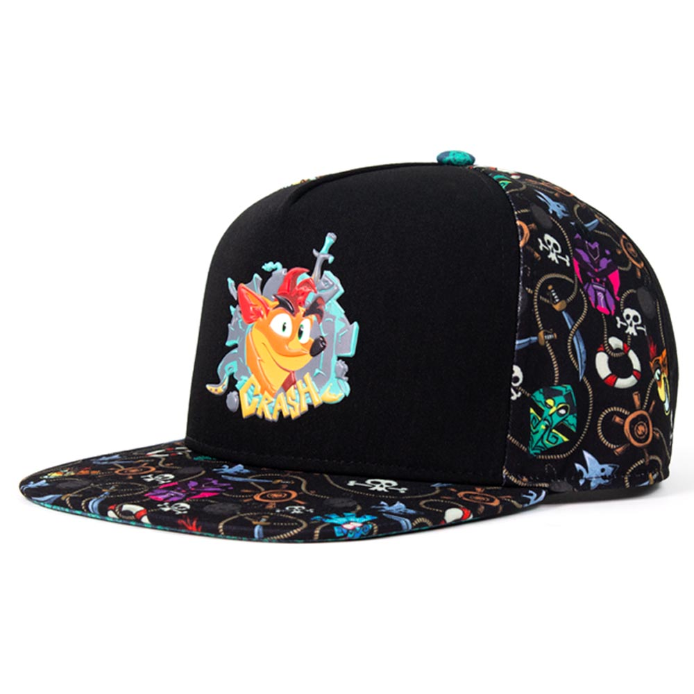 Crash Bandicoot Premium Crash Snapback