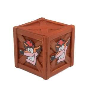 Crash Bandicoot Crate Stressball