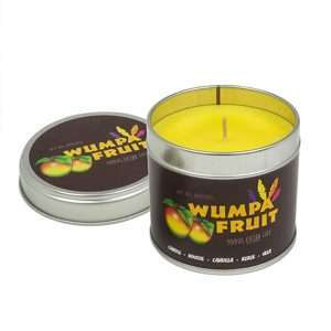 Crash Bandicoot Wumpa Fruit Candle