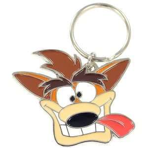 Crash Bandicoot Keyring / Keychain