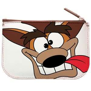 Crash Bandicoot Coin Purse