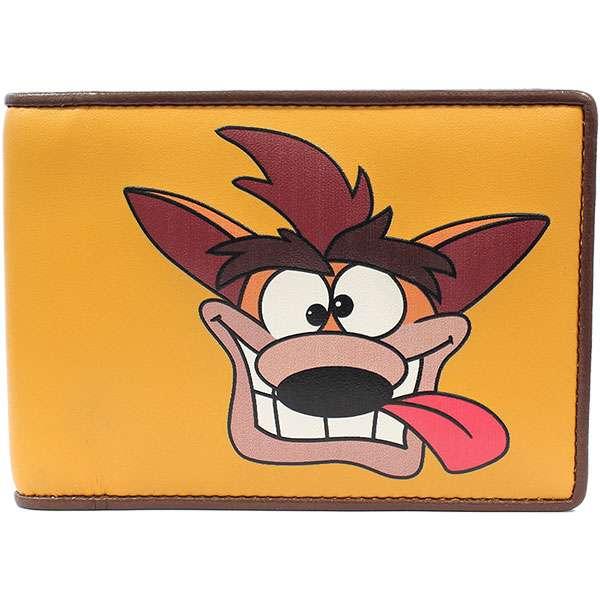Crash Bandicoot Wallet