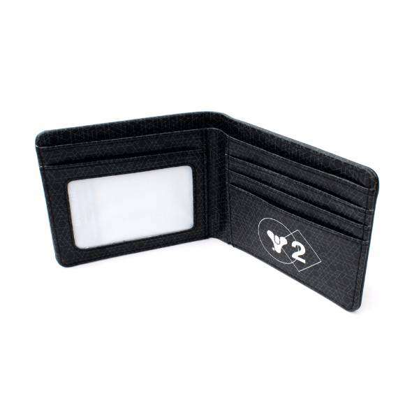 Destiny 2 Black Wallet