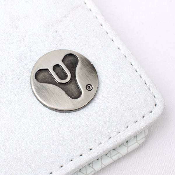 Destiny 2 White Wallet