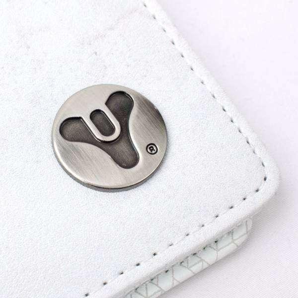 Destiny 2 White Wallet