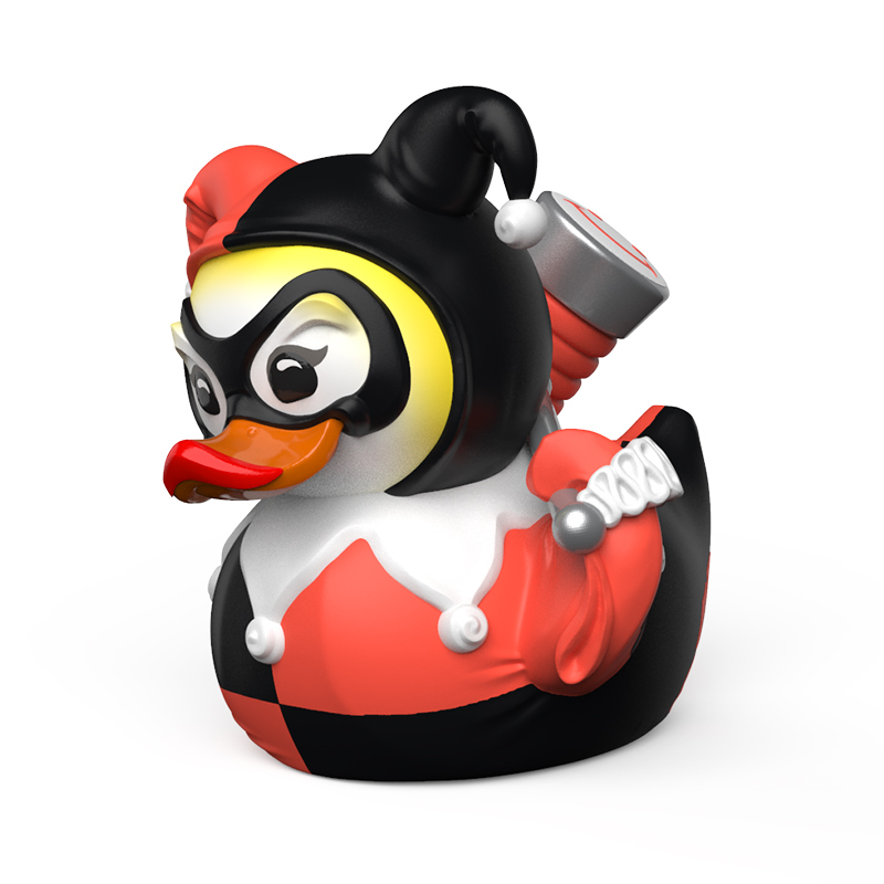 488270b859e DC Comics Harley Quinn TUBBZ Cosplaying Duck Collectible - Numskull