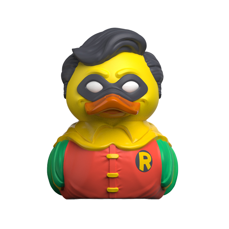 DC Comics Robin TUBBZ Cosplaying Duck Collectible