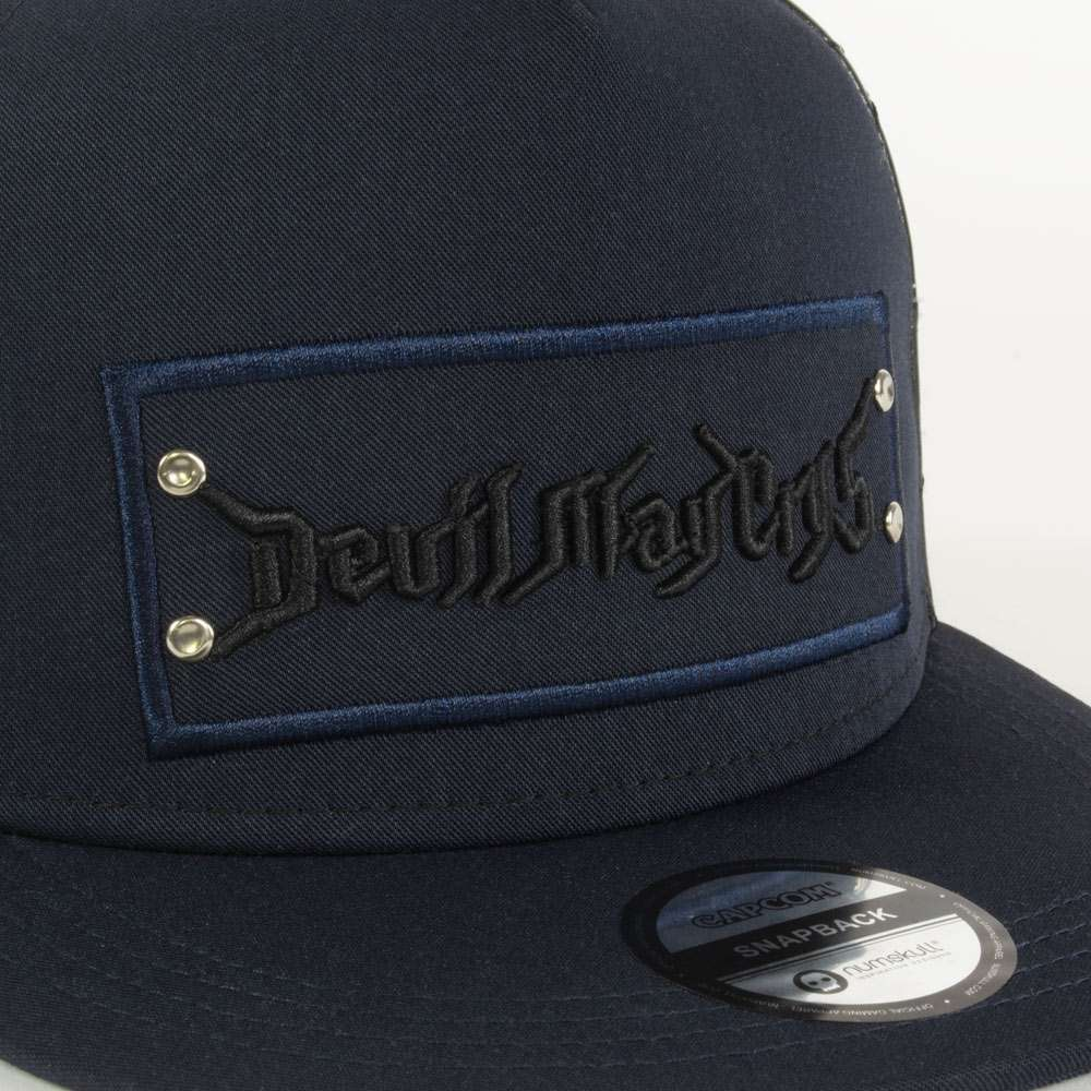 Devil May Cry Logo Snapback