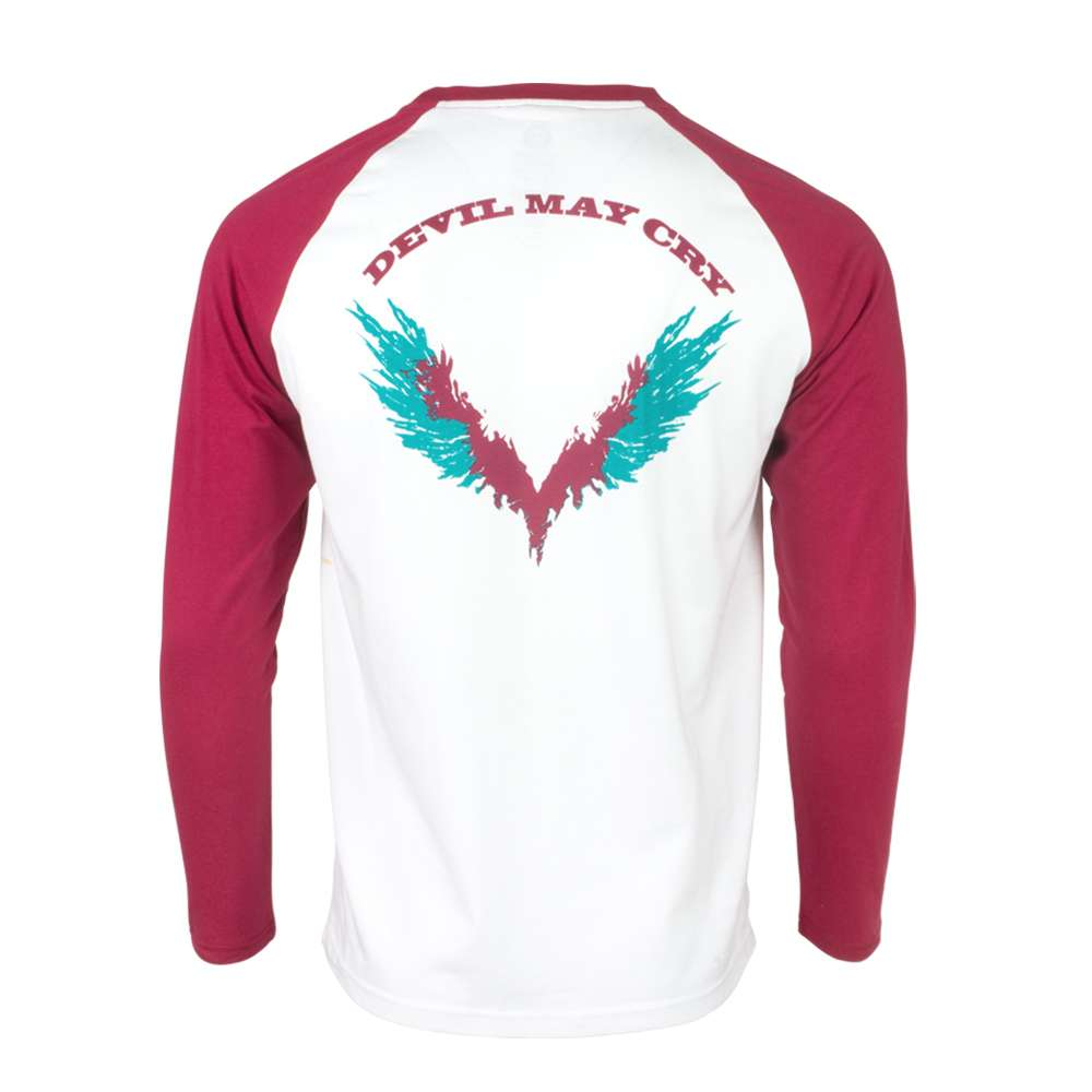 Devil May Cry Raglan T-Shirt