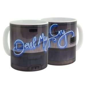 Devil May Cry Motor Home Mug